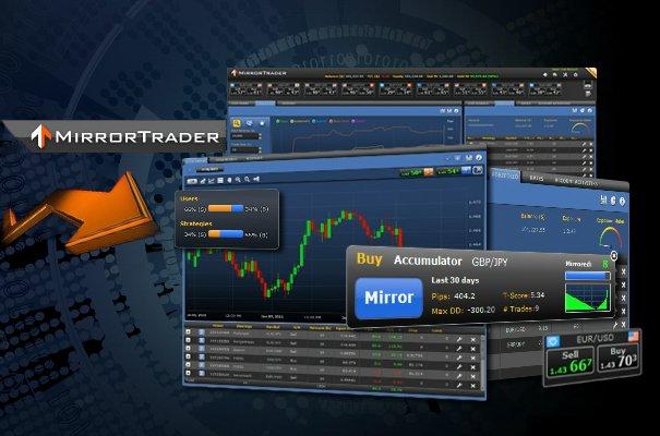 терминал Mirror Trader