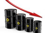 Цена на нефть: падающий баррель