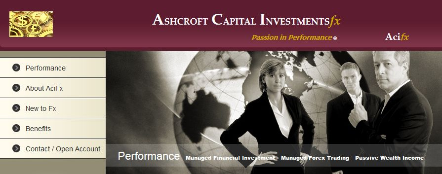 Ashcroft Capital Investments