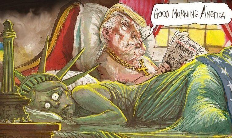 Трамп - президент
