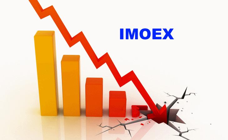 индекс московской биржи и его падение
