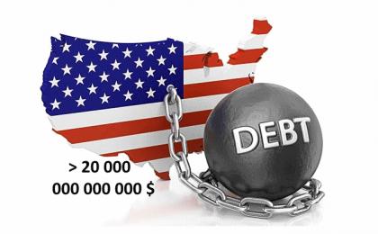 Госдолг США: о чем полезно знать