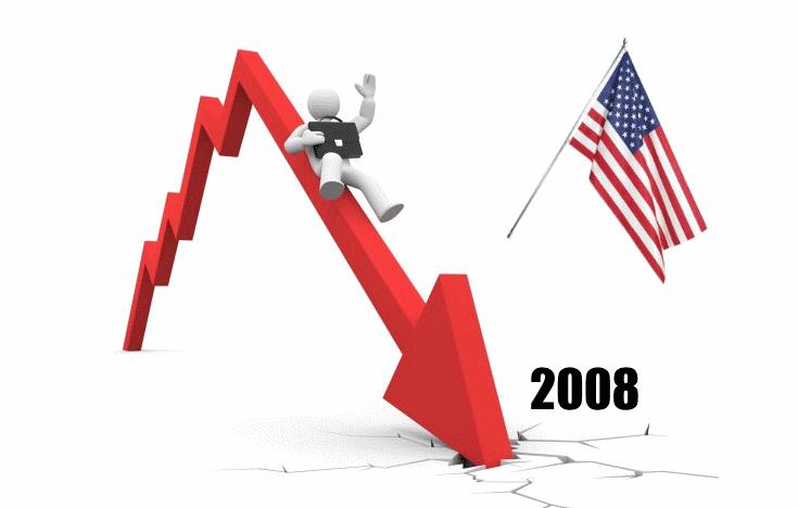 мировой кризис 2008 года