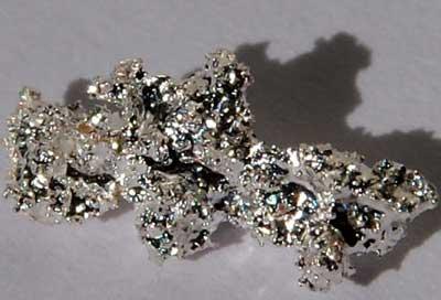 серебро в древнем мире