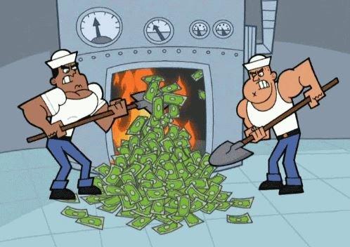 утилизация денег