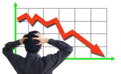 Рецессия в экономике