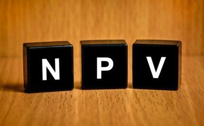 NPV: чистая приведенная стоимость