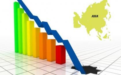 Долговой азиатский кризис
