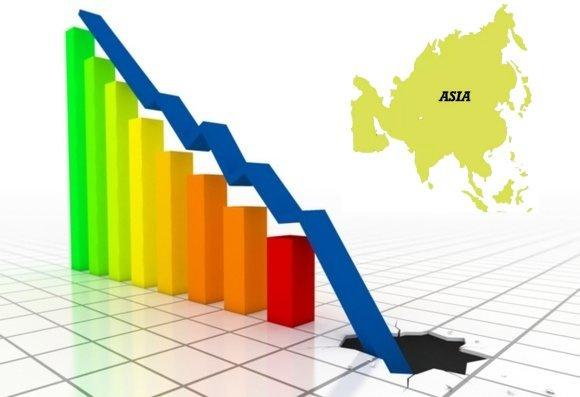 азиатский долговой кризис