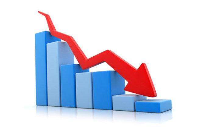 спад на рынке