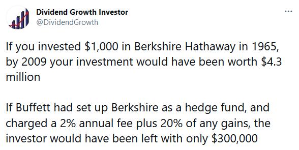 Баффет и его хедж-фонд